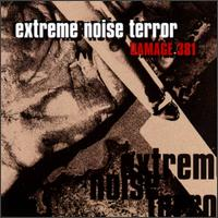 EXTREME NOISE TERROR - Damage 381 - CD
